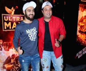 "Special screening of film ""Daas Dev"" - Manjot Singh and Varun Sharma"