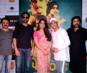 "Trailer launch of film ""Phamous"" - Pankaj Tripathi, Mahie Gill, Jimmy Shergill and Kay Kay Menon"