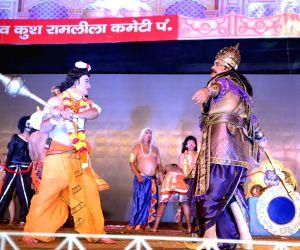 Lav Kush Ramlila - Arvind Kejriwal