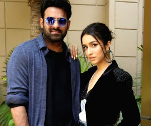 "Saaho"" promotions - Prabhas and Shraddha Kapoor"