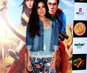 Ranbir Kapoor and Katrina Kaif promotes Jagga Jasoos