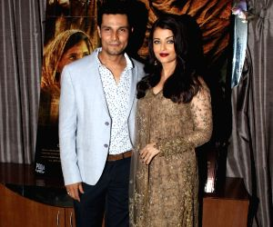 Film Sarbjit success party