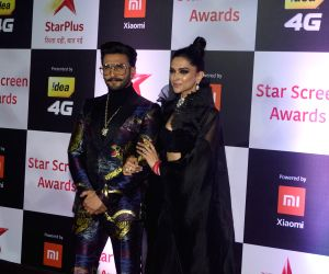 Actors Ranveer Singh and Deepika Padukone. (Photo: IANS)