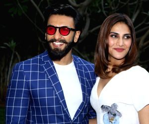 Vaani Kapoor: Ranveer, Sushant have good bodies