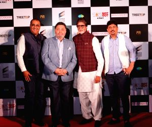"Song launch of film ""102 Not Out"" - Rishi Kapoor, Amitabh Bachchan and Umesh Shukla"