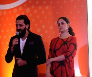 Riteish, Genelia invest in homeopathy treatment platform