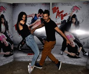 Promotion of film Mad About Dance