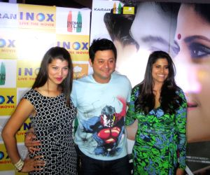 'Tu Hi Re' team launches movie trailer