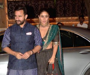 Kareena Kapoor, Saif Ali Khan 'fall asleep' as lockdown continues