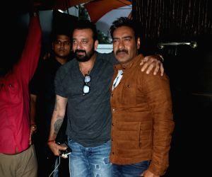"""Khatron Ke Khiladi""""- Sanjay Dutt and Ajay Devgan"""