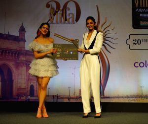 20th IIFA Awards Official Press Conference