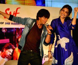 "Jab Harry Met Sejal"" promotions - Shah Rukh, Anushka Sharma"