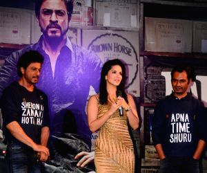 "Raees"" - success party"