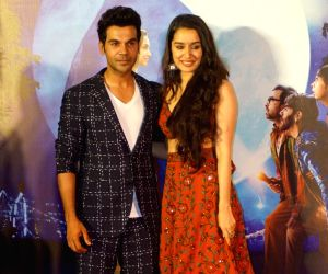 "Trailer launch of film ""Stree"" - Shraddha Kapoor and Rajkummar Rao"