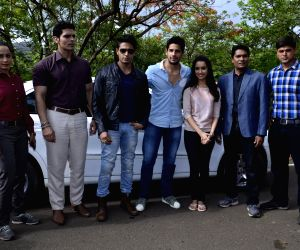 Promotion of film Ek Villian