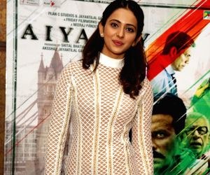 """Launch of cofee table book """"Aiyaary The Journey"""