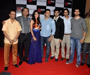 Music launch of film Khwaabb