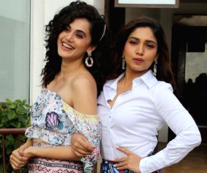 Saand Ki Aankh's Taapsee Pannu and Bhumi Pednekar out to break the usual this Diwali