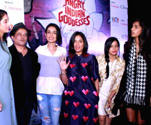 Angry Indian Goddesses - press conference