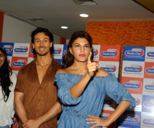 Song launch of film A Flying Jatt