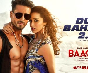 Baaghi 3's first powerful dance number Dus Bahane 2.0 dropped