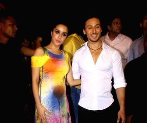 Success party of film Baaghi