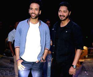 "Promotion of film ""Golmaal Again""- Tusshar Kapoor and Shreyas Talpade"