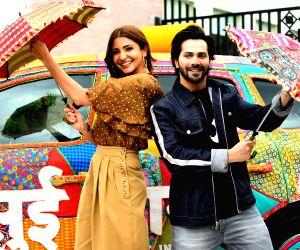 "Sui Dhaaga"" promotions - Varun Dhawan and Anushka Sharma"