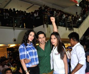 Promotion of film Main Tera Hero