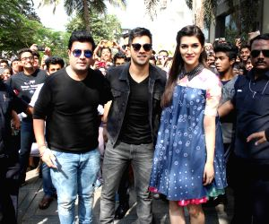 Promotion of film Dilwale
