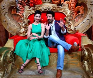 Promotion of film Great Grand Masti on the sets of TV show Comedy Nights Bachao