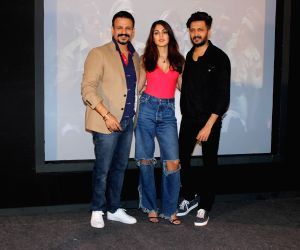 "Promotion of film ""Bank Chor"