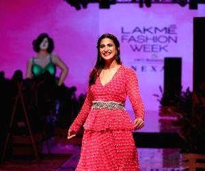 Lakme Fashion Week Winter/Festive 2019 - Aahana Kumra