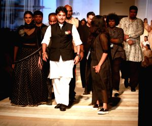 Inaugural show of Amazon India Fashion Week