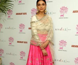 Aditi Rao Hydari launches Phiroza