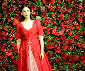 Ranveer-Deepika's wedding reception - Aditi Rao Hydari