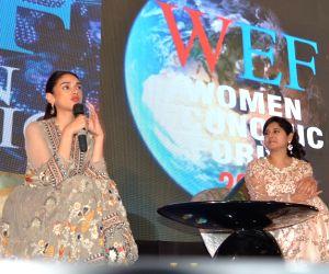 Women Economic Forum 2017 - Aditi Rao Hydari