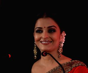 Aishwarya Rai Bachchan during a programme