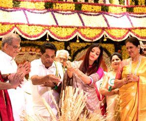 Aishwarya Rai Bachchan honoured by Bunt community