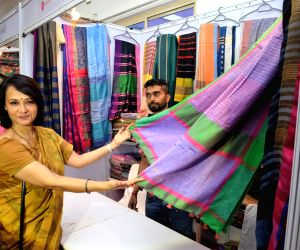 Akkineni Amala Inaugurates Go Swadeshi Expo at Banjara Hills