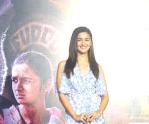 Song launch of 'Ikk Kudi' from film Udta Punjab