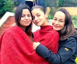 Alia Bhatt spends quality time with her family in Ooty, See pic!