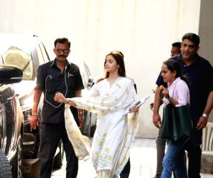Alia Bhatt seen at Bandra