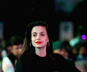 Ameesha Patel during a programme