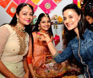Wedding and lifestyle exhibition - Ameesha Patel