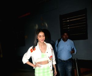 "Film ""Student of the Year 2"" screening - Ananya Panday"