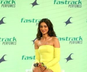 Ananya Pandey at a FastTrack product launch