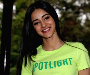 Ananya Panday looks cute