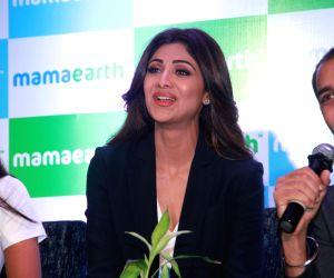 Shilpa Shetty Kundra during a promotional programme