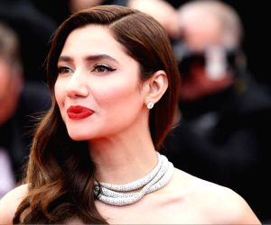 Actress Mahira Khan at Cannes